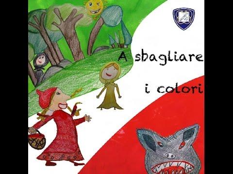 A sbagliare i colori - Audiolibro - Istituto Facchetti Treviglio