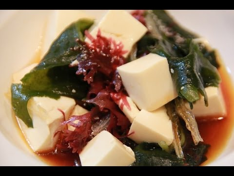 How To Make: Sea Vegetable & Tofu Salad - Clearspring Organic Recipe