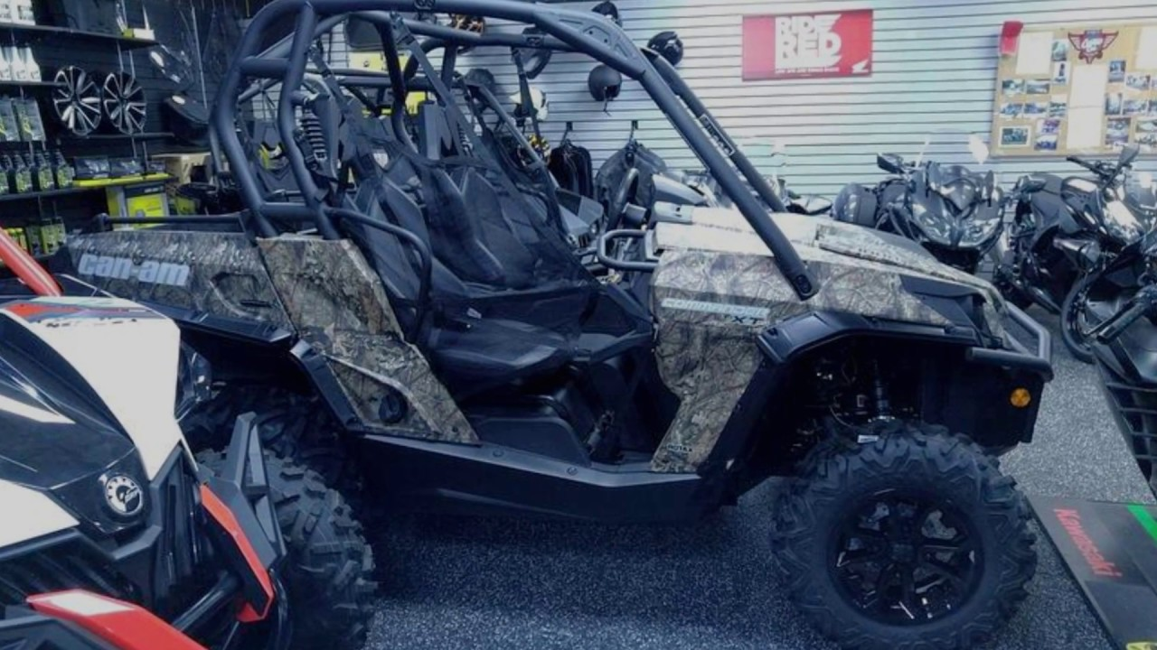 Can am commander 1000 limited 2016 for sale - New 2017 Can Am Commander Xt 1000 Mossy Oak Break Up Country Camo For Sale In Upper Darby Pa