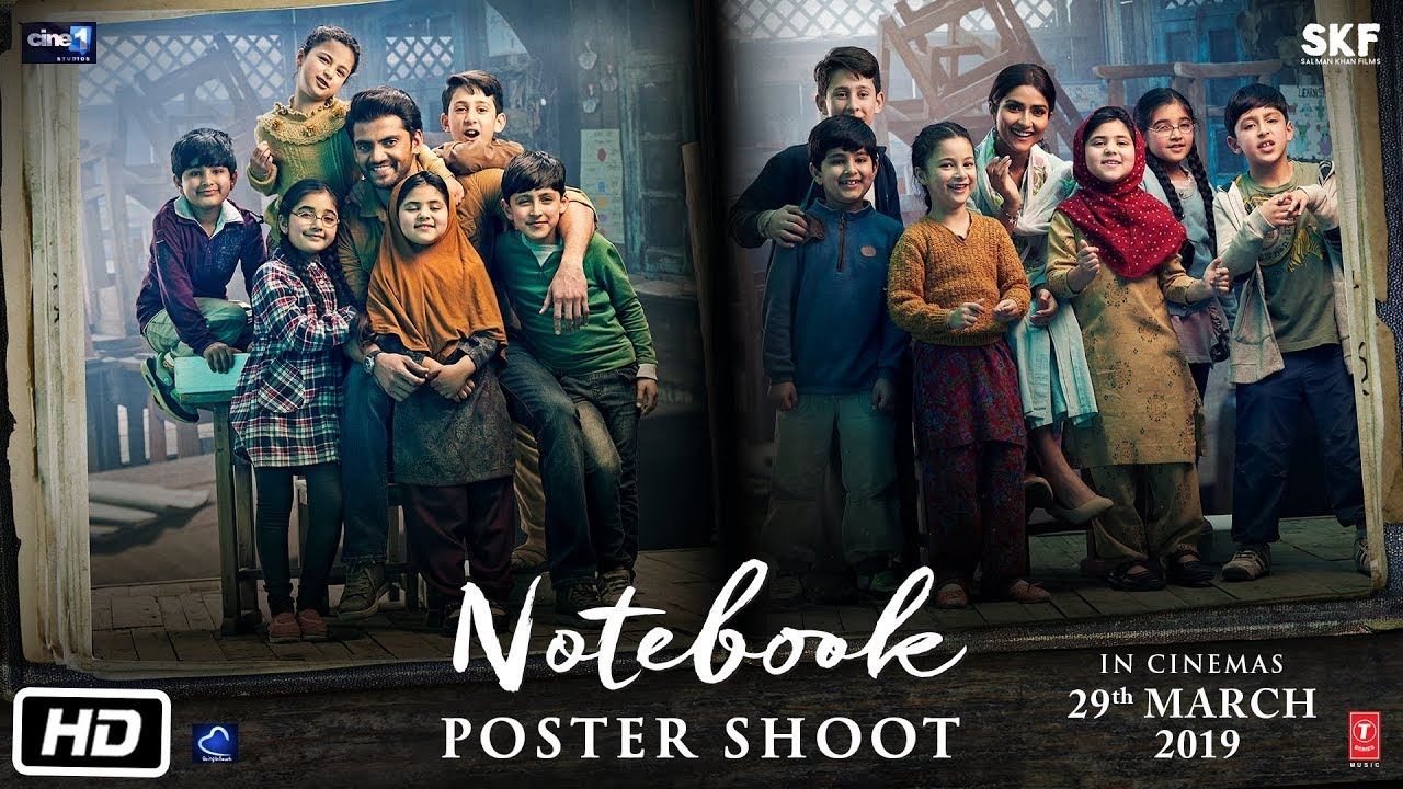 Image result for notebook 2019 poster