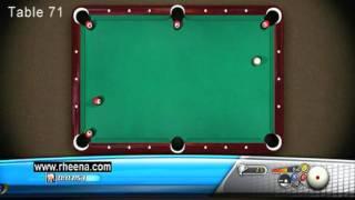 Bankshot Billiards 2 Trick Shots Xbox 360 Tables 69 to 72
