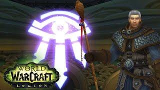 Wie der Wind - Wie funktioniert die Kirin Tor Weltquest? - WoW Legion