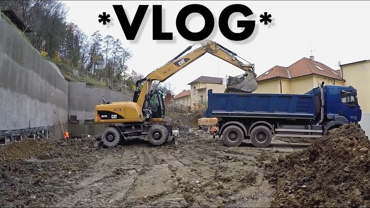Download *Holbra VLOG* #52 Postup zajištění stavební jámy