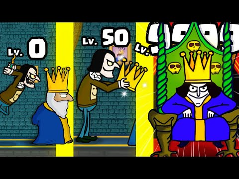 BECOMING The STRONGEST KING in Murder: Be The King |