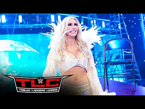 Charlotte Flair makes triumphant return: WWE TLC 2020 (WWE Network Exclusive)
