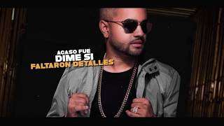 Si Te Cansaste Remix - Rubiel Ft. Darkiel, Divino & Elysanij...