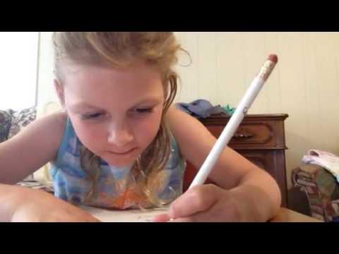 sevensupergirls jenna homework