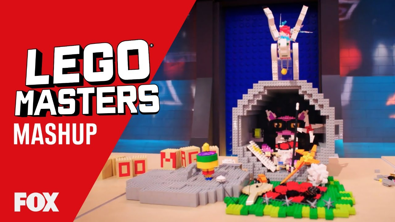 Unbelievable Brick Moments | Season 1 | LEGO MASTERS