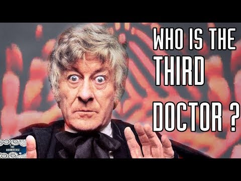 Who is the Third Doctor? - Who is the Doctor