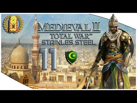 Medieval 2 Total War Stainless Steel Seljuk Empire Rise Campaign | PART 11 (Mod)