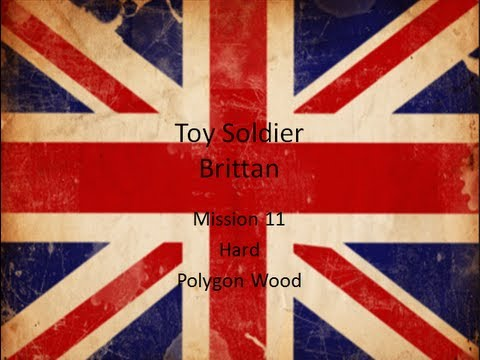 Toy Soldier Mission 11: Polygon Wood