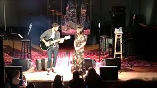 lea michele darren criss make you feel my love lmdc tour