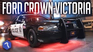 Need for Speed PAYBACK | Abandoned Police Ford Crown Victoria Chase & Race