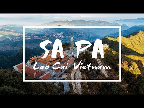 [Cinematic Vlog] Sa Pa, Vietnam With Fansipan Mountain