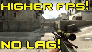 CS:GO - How To Boost Your FPS (Get No Lag) - 2017