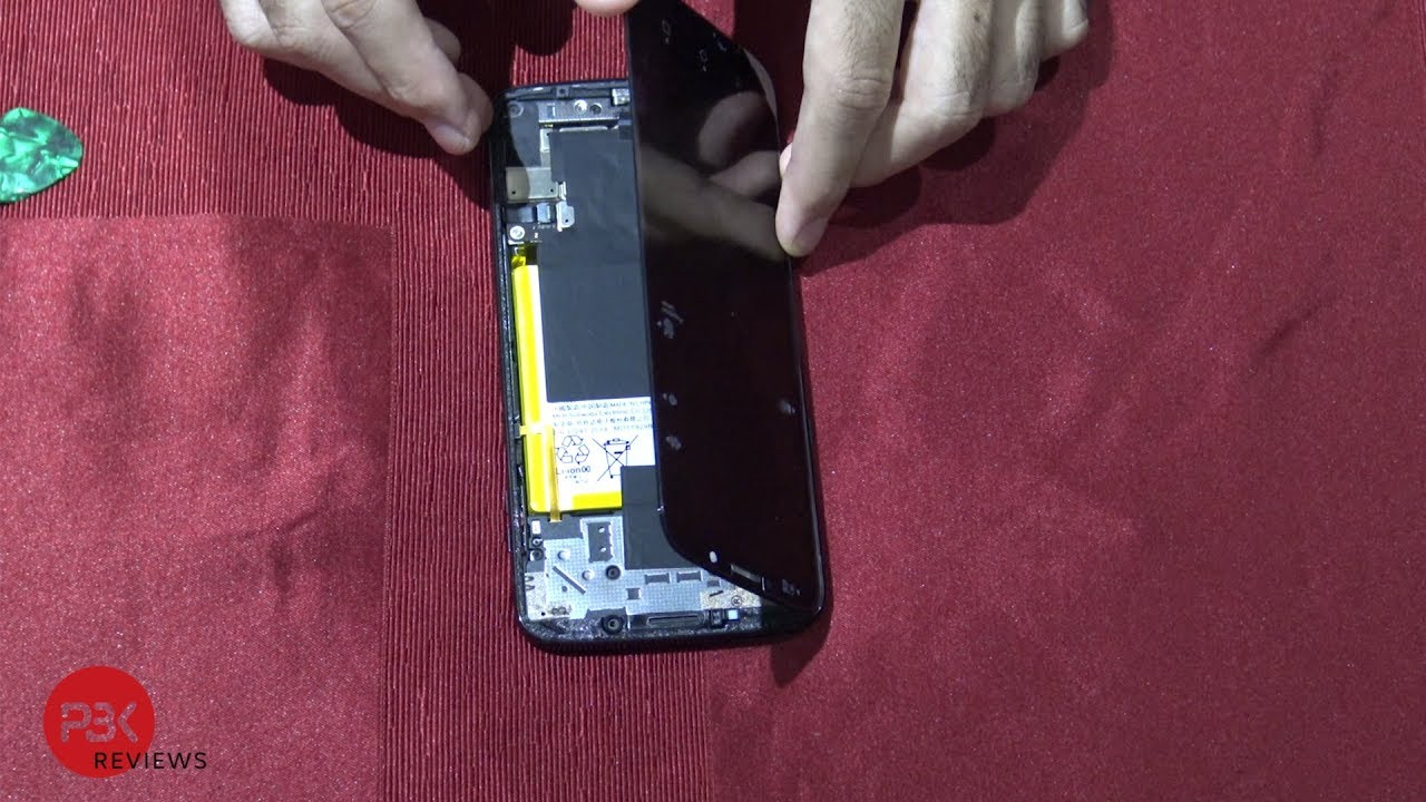 Motorola Moto Z3 XT1929-17 Disassembly Teardown Repair Video