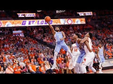 UNC Men's Basketball: Joel Berry Scores Career-High 31 vs. Clemson