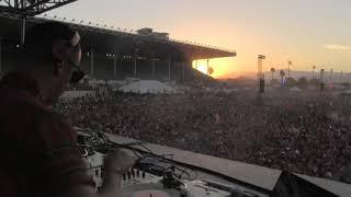 DJ SNAKE MAKES CROWD GO CRAZY!!!