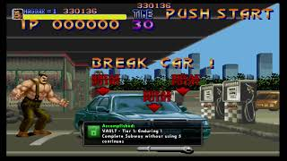 Final Fight Double Impact - On Xbox One