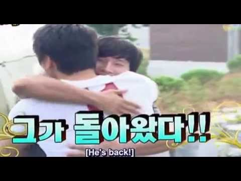 Kim Jong Kook(KJK) Family Outing First Appearance
