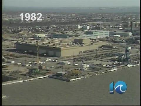 WAVY Archive: 1982 Newport News Shipyard