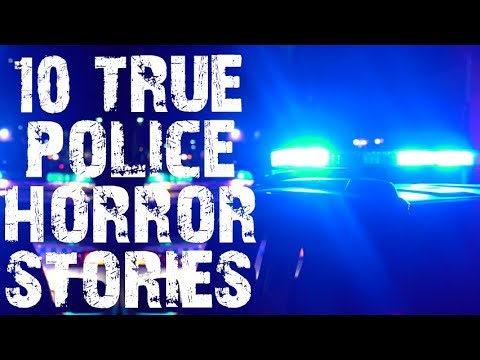 10 TRUE Disturbing & Sinister Police Horror Stories | (Scary Stories)