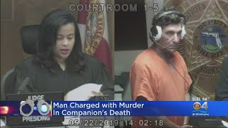 Florida Man Who Stabbed Wife In Northwest Miami-Dade Charged