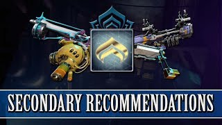 Warframe - Secondary Weapon Recommendations For Each Mastery Rank