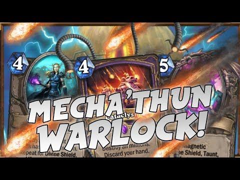 Mi schiero con gli OTK con il Mecha'thun Warlock! | Hearthstone