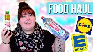 XXL 120€ FOOD HAUL | Edeka & Lidl | Ernährungsumstellung | Vanessa Nicole