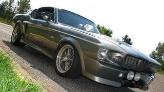 1967 Shelby Mustang GT500E Eleanor