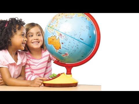 Kids Globe is the best birthday gift idea Educational Toys Planet