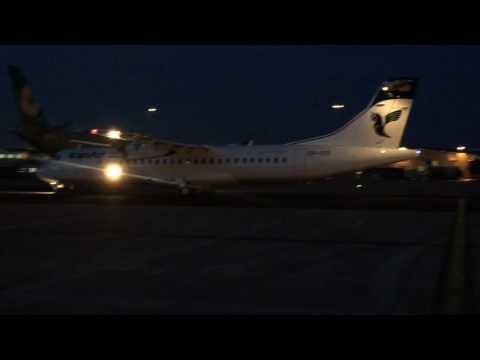 ATR Iran air aircraft