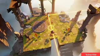 Archaica The Path of Light Gameplay (PC game)