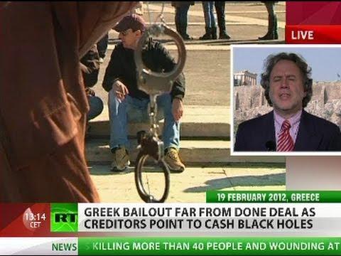 Life or Debt: 'Greece must escape bailout prison'
