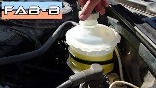 Comment remplacer le vase d'expansion sur Clio 1