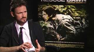 Rescue Dawn Interview - Jeremy Davies