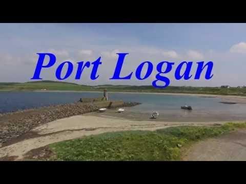 Port Logan Fishpond Visitor Centre - Western Scotland