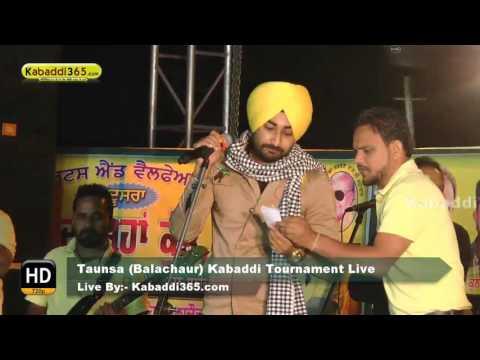 Taunsa (Balachaur) Ranjit Bawa (Live)