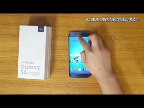 Unlock Samsung Galaxy S6 Edge Network Unlock Codes CellunlockerNet