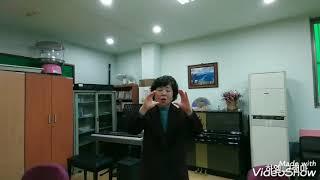 은혜(손경민곡)수화/수어/찬양 배우기
