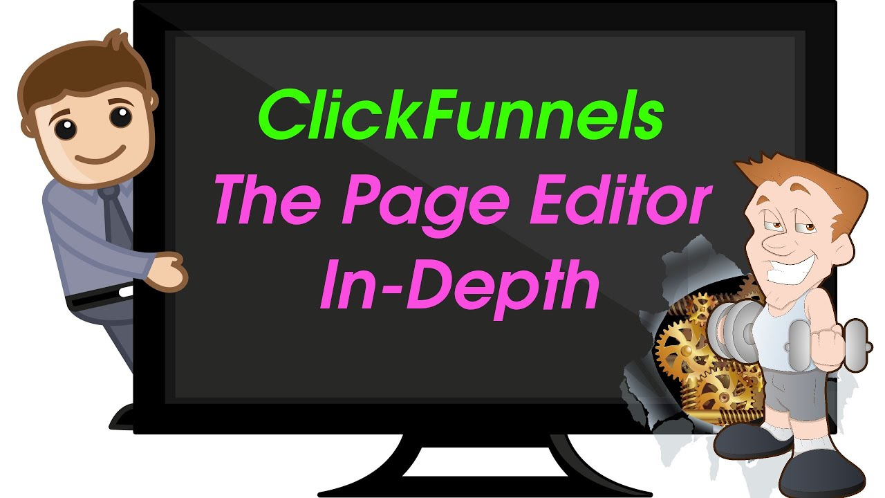 ClickFunnels Review - Indepth Training on the Page Editor