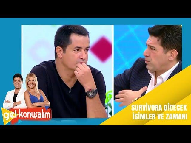 Gel Konuşalım | 18. Bölüm | İşte Survivor 2018'in başlayacağı tarih!