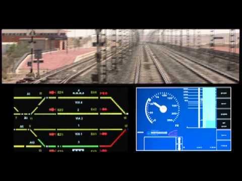Invensys Rail ERTMS - YouTube