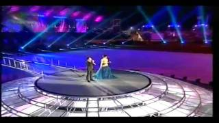 26th Sea Games 2011 | Closing Ceremony | Putri Ayu & Daniel Christanto: Harmoni