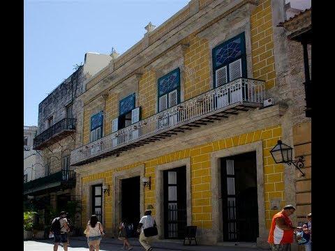 Museo de la Orfebrería, en La Habana