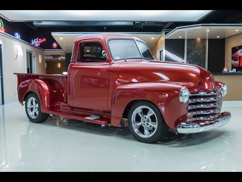 1950 chevrolet pickup for sale youtube. Black Bedroom Furniture Sets. Home Design Ideas