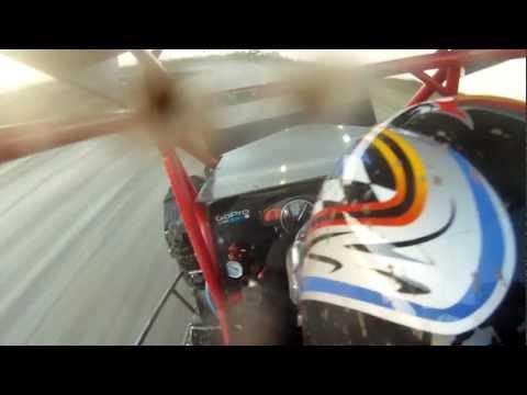 Cora Speedway 4/14/12 dash 4 cash 600 micro sprint
