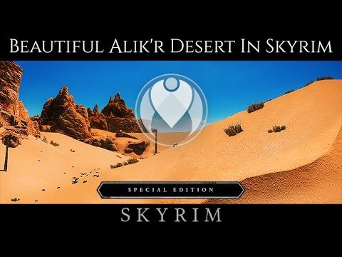 Desert In Skyrim Se The Gray Cowl Of Nocturnal Ultra Enb