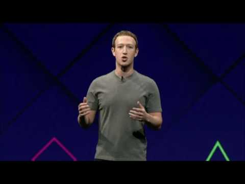Facebook annual developers' conference 2017 - Augmented Reality